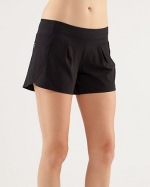 Lululemon Run in the Sun Shorts