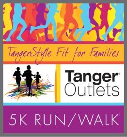 Tanger Outlets 5K Run/Walk