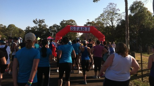 Brooks Spring Into Shape Series Parramatta Park