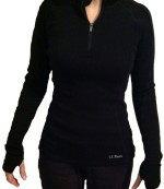 Women's Cresta Wool Base Layer
