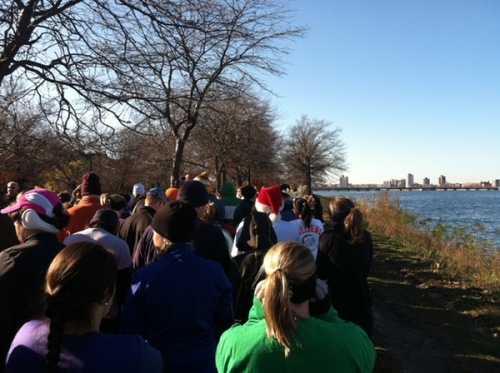 Miss Santa Holiday 5K