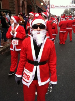 Santa Sightings 5K Fun Run