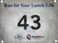 Run for Your Lunch 5.5K