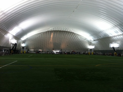 The Milford Dome in New Hampshire