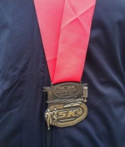 N.C. Half Marathon