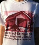 The Covered Bridge 5K. Henniker, NH. September 4, 2011