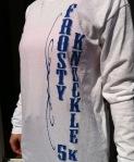 Frosty Knuckle 5K. Salisbury, MA. February 11
