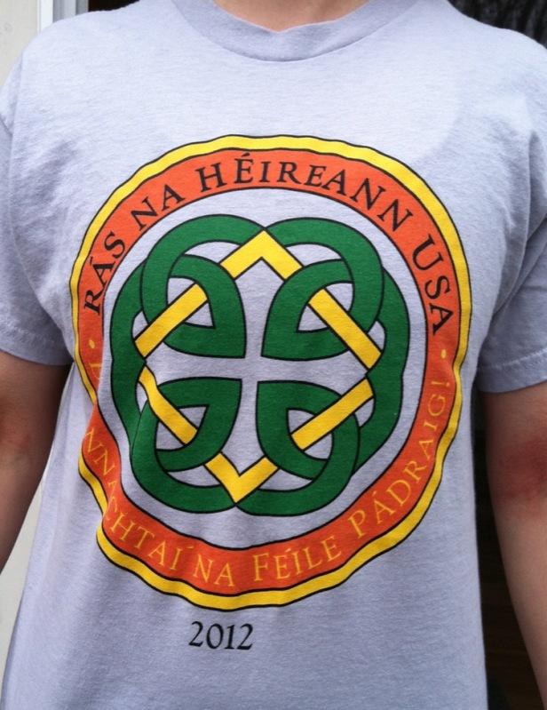 Ras Na hEireann USA. Boston, MA. March 18, 2012