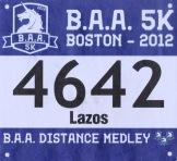 B.A.A. 5K