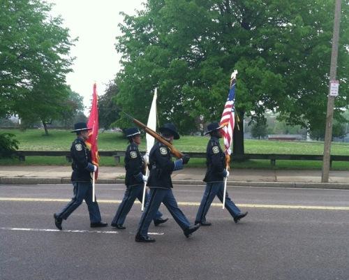 Boston Marine Corps Honor Run