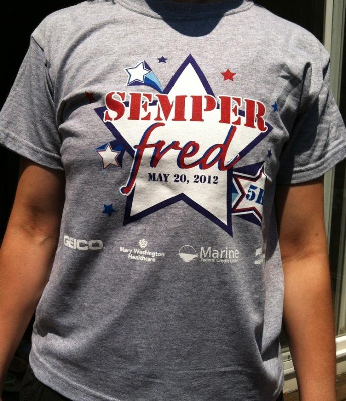 Semper Fred 5K