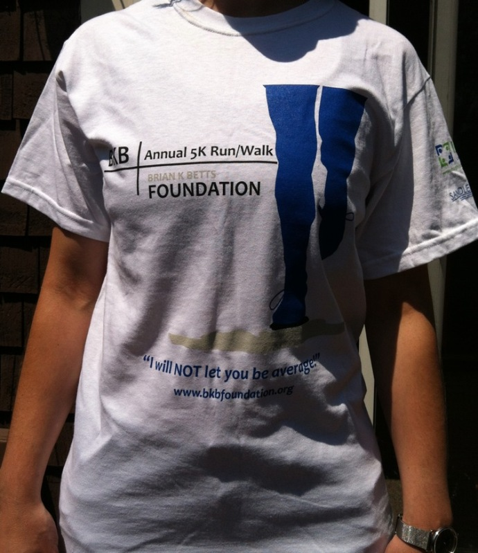Brian K. Betts Foundation 5K