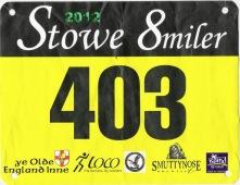 Stowe 8 Miler