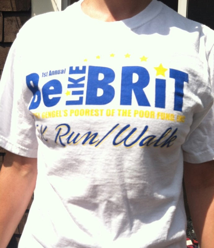 Be Like Brit 5K