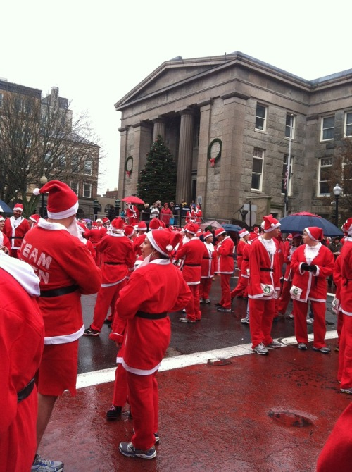 Santa Sightings 2012