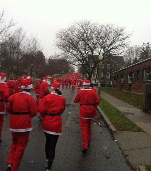 Santa Sightings 2012