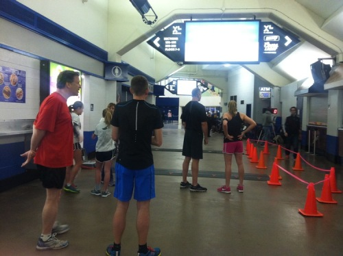 Veterans Inc Indoor Half-Marathon
