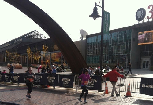 Runner's World Half-Marathon and Festival