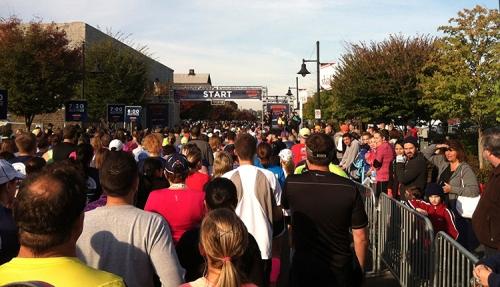 Runner's World Half Marathon and Festival